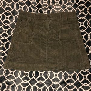 🔔 Vintage Style Corduroy Skirt 🔔